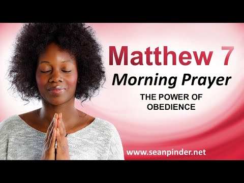 The POWER of OBEDIENCE - Morning Prayer