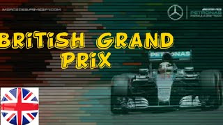 BRITISH GRAND PRIX 2019 || F1 2019 Season