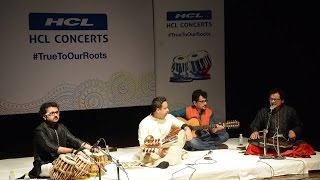 Kesariya Balam | HCL Concerts in Gurgaon - sourabhgoho , Classical