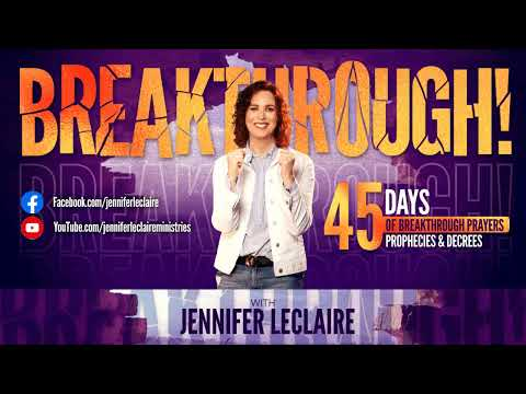 Breaking Through Enemy Resistance to Your Breakthrough!
