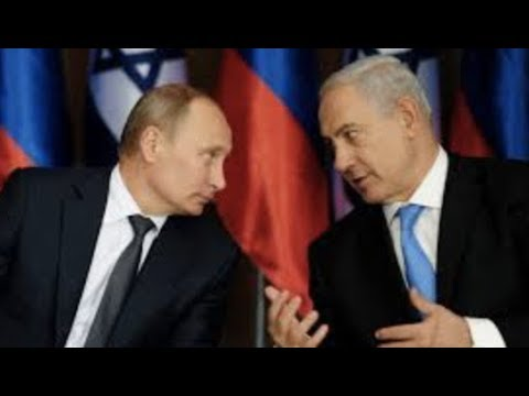 Breaking Netanyahu In Moscow (Middle East Meeting) With Putin