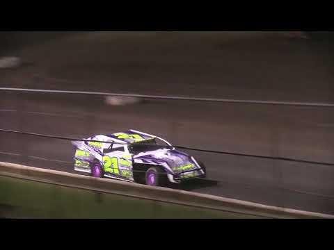 HOT SportMod 08 18 17 - dirt track racing video image