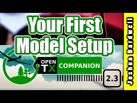 How to install OpenTX Companion and set up your first model - UCX3eufnI7A2I7IkKHZn8KSQ