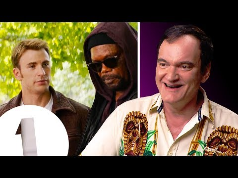 """It felt pretty good!"" Quentin Tarantino on 'appearing' in The Avengers, Team America and Shrek. - UCvrwZrKFfn3fxbkpiSIW4UQ"