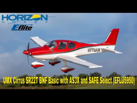 E-flite UMX Cirrus SR22T BNF Basic RC Plane - UCtw-AVI0_PsFqFDtWwIrrPA
