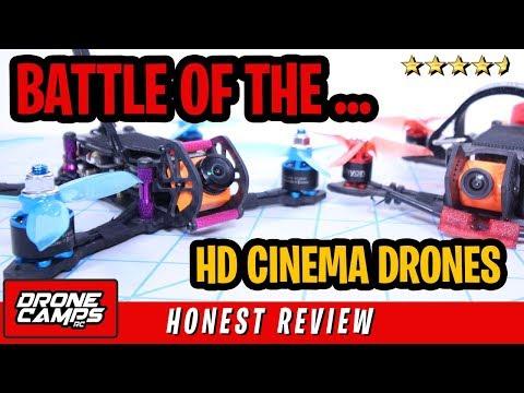 BATTLE of the CINEMA DRONES - Skystars Baby Turtle VS iFLight iH3 - Honest Review - UCwojJxGQ0SNeVV09mKlnonA