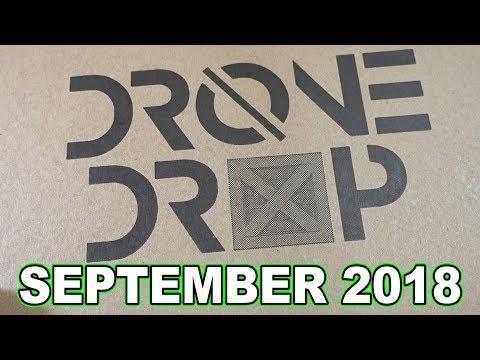 DRONE DROP Unboxing (September 2018)  - UCKy1dAqELo0zrOtPkf0eTMw