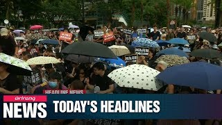 2019.08.19 12:00 NEWS Headlines