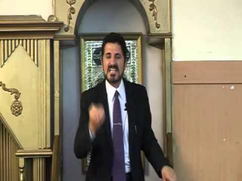 خطبة الدكتور عدنان ابراهيم - معجزة السمع بين غشاء الطبل وجدار الجهل