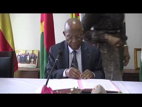 Afrique, SOIXANTENAIRE DU CONSEIL DE L'ENTENTE