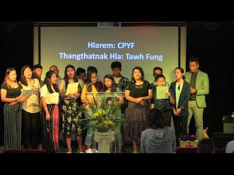 CPYF HLAREM  GOSPEL TO FCCI 2019