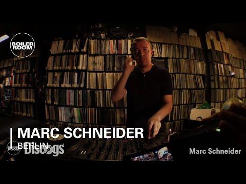 Marc Schneider Boiler Room Berlin DJ Set - UCGBpxWJr9FNOcFYA5GkKrMg