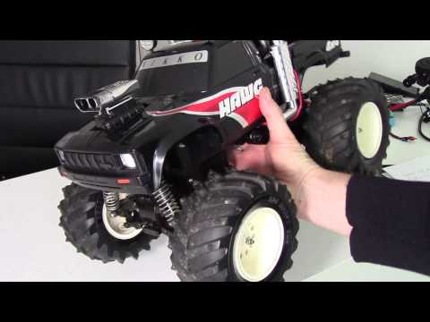HOW TO FIX VINTAGE RC CAR NIKKO HAWG - default