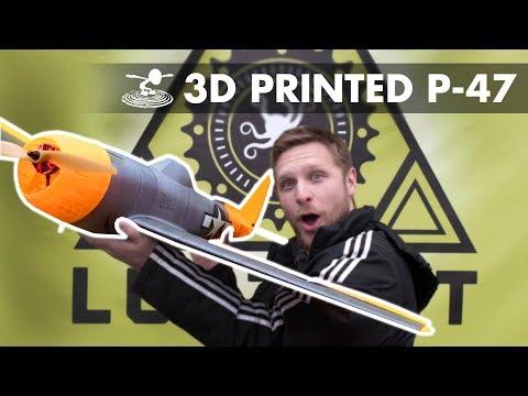 3D Printed Plane Meets Blizzard! - UC9zTuyWffK9ckEz1216noAw