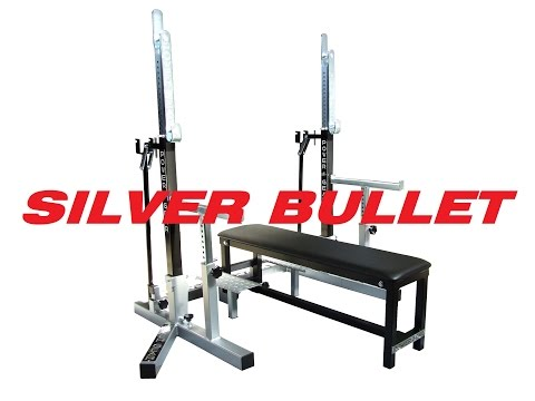 Competition Rack Silver Bullet – NEW!