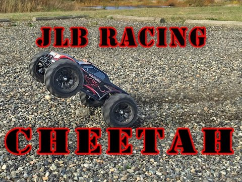 JLB 1:10 Cheetah Racing Truggy First drive PT2 - UCLqx43LM26ksQ_THrEZ7AcQ