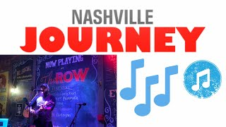 Nashville Journey: Featuring Josh Gallagher The Voice Finalist