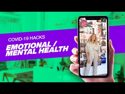 VOUS COVID-19 HACKS  Emotional and Mental Health with Geri Del Vento