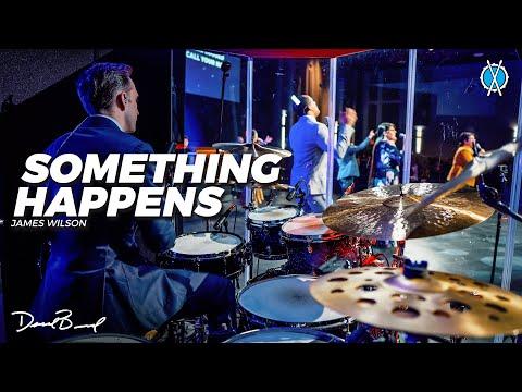 Shout Music! Something Happens Drum Cover // James Wilson // Daniel Bernard