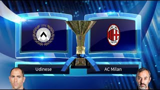 Udinese vs AC Milan Prediction & Preview 25/08/2019 - Football Predictions
