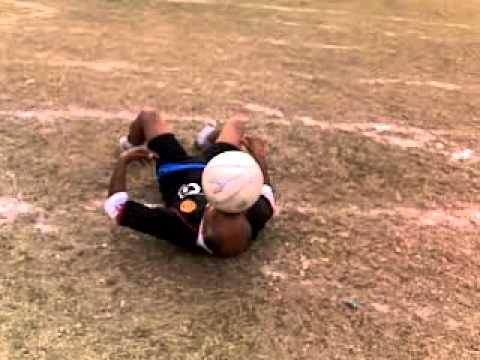 Sialkoti Football Tricks