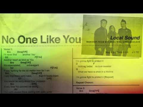 No One Like You (Audio) - Local Sound