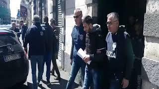 Polizia Catania   Tentato omicidio aggravato e lesioni personali  5 arresti