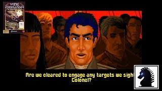 DOS Wing Commander - #10 Dakota System Mission #2: Locate Enemy Forces And Report Back To The Claw