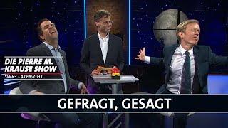 GEFRAGT, GESAGT mit Bastian Pastewka | PMKS 555