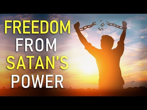FREEDOM FROM SATAN'S POWER - BIBLE PREACHING  PASTOR SEAN PINDER