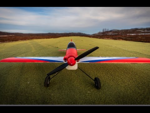 TopRc Hobby & Thunder - A low winged beauty - UCz3LjbB8ECrHr5_gy3MHnFw