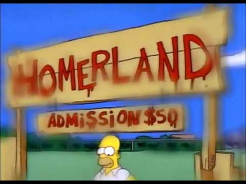The Simpsons S05E07 Bart's Inner Child  - Trampoline - UC1ZGNV9Hw6sd6OuumnesqzQ