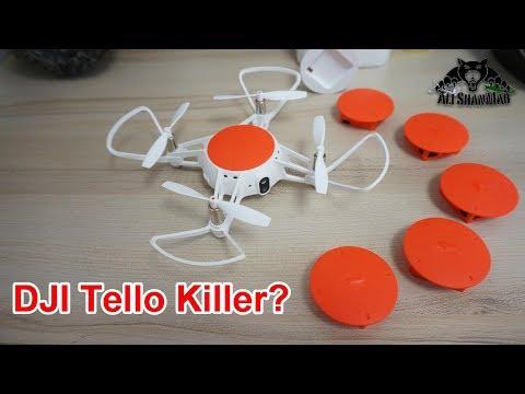 Xiaomi MITU WIFI FPV RC Drone Is it a DJI Tello Killer? - UCsFctXdFnbeoKpLefdEloEQ