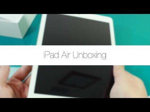iPad Air Unboxing (White/Silver - Wi-Fi Only) - UCSl4AzKp6VU2eWg7cfB-MDQ