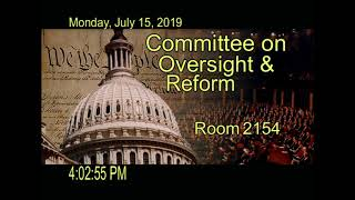 🔴 Full Committee Hearing on the Hatch Act, Part II