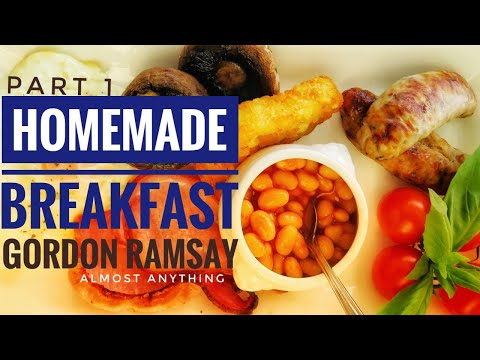 Gordon Ramsay's Stunning Homemade BreakFast And Lunch Recipe, Almost Anything - UCQ0sQoQdIO7wivm5QxItj4A