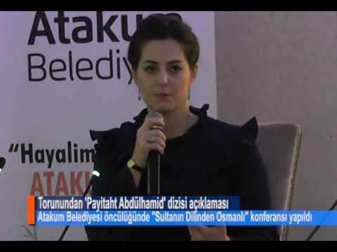 2. Abdülhamid'in Torunu Nilhan Osmanoğlu'ndan Payitaht İstanbul Dizisi Değerlendirmesi