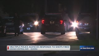 shots fired in grand central ave Elmira