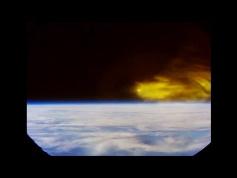 ᴴᴰ Full Onboard Re-entry into Earth's Atmosphere ● New NASA Spacecraft - UCECQmi7rvnOXlGl6LsJwcCQ
