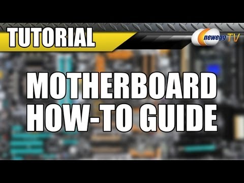 Newegg TV: Motherboard Handling, Installation and Shipping Guide - UCJ1rSlahM7TYWGxEscL0g7Q
