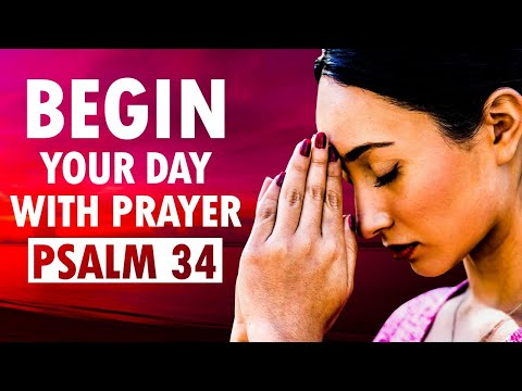 Start Your Day VICTORIOUS with Prayers from Psalm 34