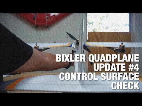 Bixler QuadPlane Update #4 Control Surface Check - UC_LDtFt-RADAdI8zIW_ecbg