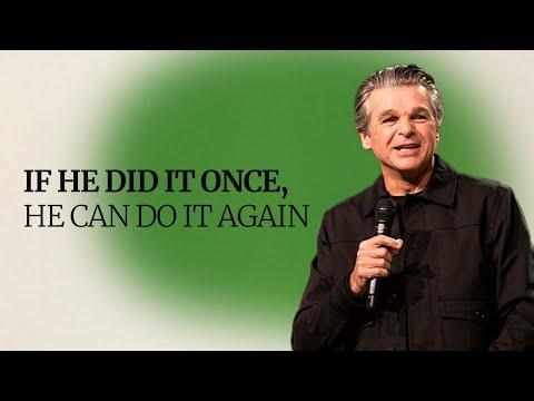 If He Did It Once, He Can Do It Again  Pastor Jentezen Franklin
