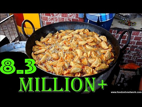 Indian Street Food Scene | Your Daily Nightmare. - UCUN57Wq9jlcIuJyrS6zfRGw
