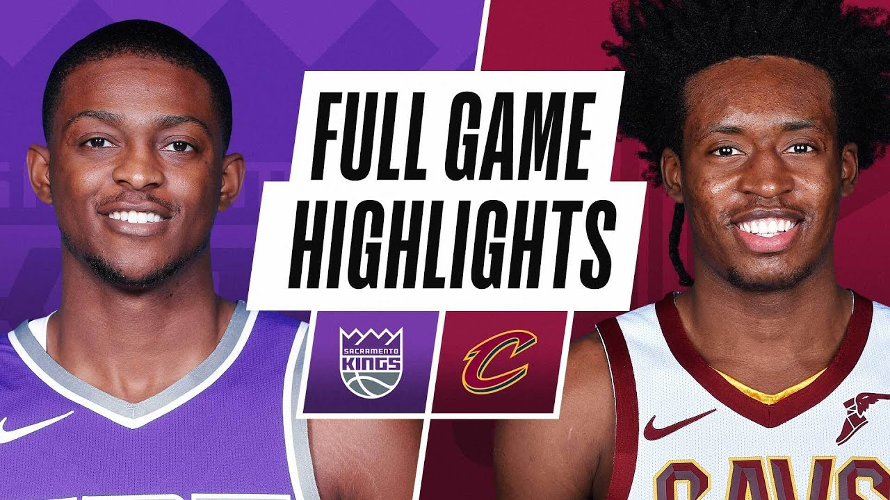 KINGS at CAVALIERS | FULL GAME HIGHLIGHTS | March 22, 2021