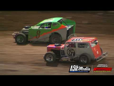 Modlites: A-Main - Archerfield Speedway - 06.01.2012 - dirt track racing video image