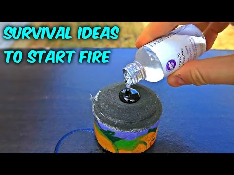 8 Ideas to Start Fire without Matches - Compilation - UCe_vXdMrHHseZ_esYUskSBw