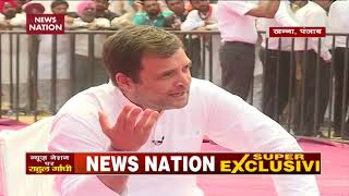 'Nation will answer Modi on May 23': Rahul Gandhi on demonetisation and GST