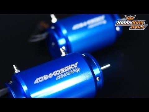 HobbyKing Daily - Turnigy AquaStar Motor - UCkNMDHVq-_6aJEh2uRBbRmw