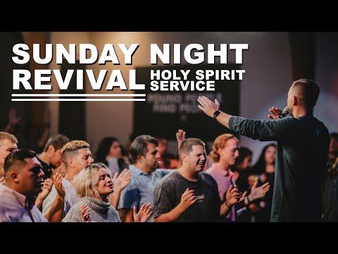 #SundayNightRevival 09.20.20  Holy Spirit Service
